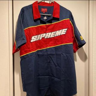 シュプリーム(Supreme)のsupreme ボーリングシャツ 新品未使用(シャツ)