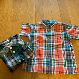 ポロラルフローレン(POLO RALPH LAUREN)のラルフローレン 、RUGGED WORKS 半袖シャツ 2枚組(Tシャツ/カットソー)