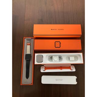 Apple Watch - 新品 試着のみ Applewatch HERMES series4 44mm