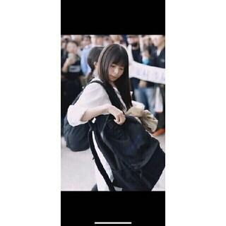ヨウジヤマモト(Yohji Yamamoto)の19SS Yohji yamamoto ニューエラ コラボバッグ 斎藤飛鳥着用(バッグパック/リュック)