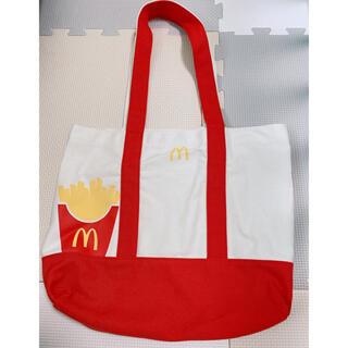 マクドナルド(マクドナルド)の【新品未使用品】マクドナルド 2021年福袋 バッグ(ノベルティグッズ)
