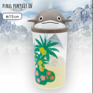 【ナマズオ】ファイナルファンタジーXIV 蓋つきドリンクカップ