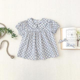 Caramel baby&child  - Soor Ploom Nellie Blouse Honeycomb