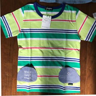クレードスコープ(kladskap)のクレードスコープ 120新品 半袖Tシャツ(Tシャツ/カットソー)