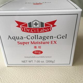 ドクターシーラボ(Dr.Ci Labo)のドクターシーラボ アクアコラーゲンゲル スーパーモイスチャーEX大容量 200g(オールインワン化粧品)