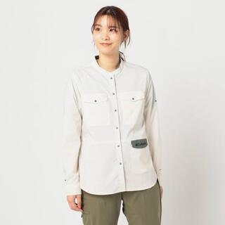 コロンビア(Columbia)のセカンドヒルウィメンズロングスリーブシャツ(シャツ/ブラウス(長袖/七分))
