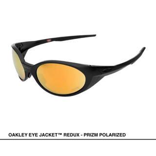 ステューシー(STUSSY)のStussy x Oakley サングラス ブラック 偏光 オークリー(サングラス/メガネ)