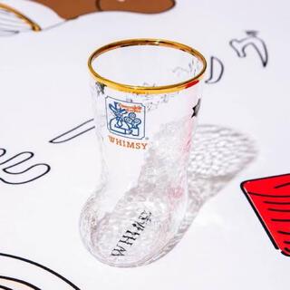 whimsy socks × コメダ珈琲店 コップ