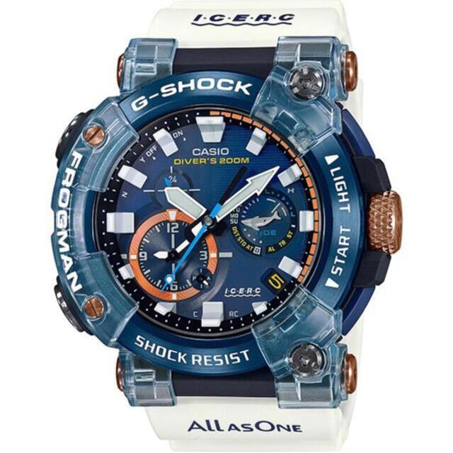 G-SHOCK(ジーショック)の【ラスト1本です】カシオ フロッグマン GWF-A1000K-2AJR イルクジ メンズの時計(腕時計(デジタル))の商品写真