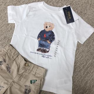 ポロラルフローレン(POLO RALPH LAUREN)のポロラルフローレン くまTシャツ(Tシャツ/カットソー)