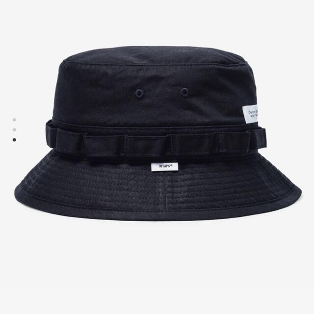 W)taps(ダブルタップス)のWTAPS JUNGLE HAT COTTON. WEATHER 21SS L メンズの帽子(ハット)の商品写真
