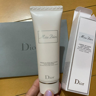 Dior - Miss Diorハンドクリーム ディオル 50ml