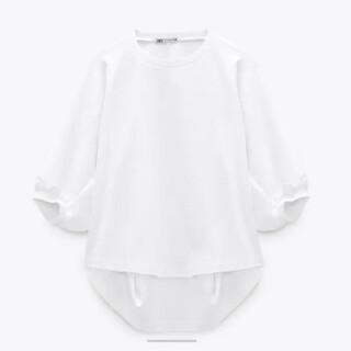 ZARA - 専用 ZARA アシンメトリー オーバーサイズTシャツ