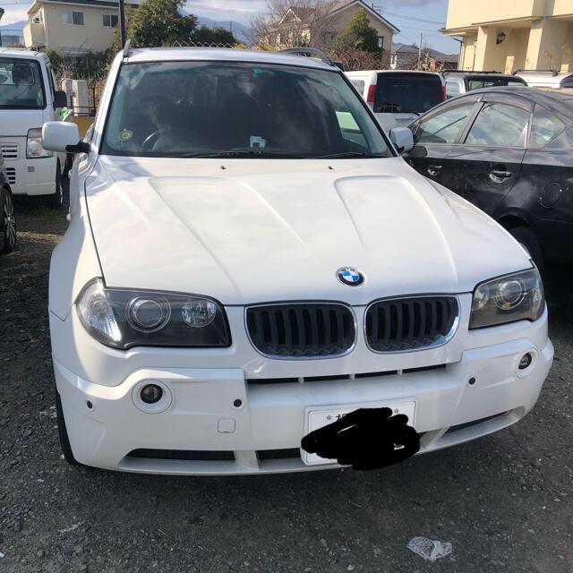 BMW  x-3 自動車/バイクの自動車(車体)の商品写真