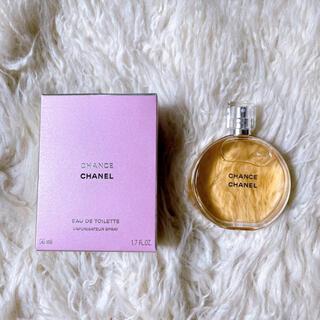 シャネル(CHANEL)のCHANEL  チャンス 香水 ヴァポリタザー(香水(女性用))