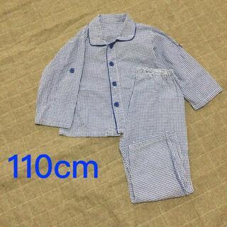 ニシマツヤ(西松屋)の長そでパジャマ 110cm(パジャマ)