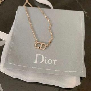 Christian Dior - DIOR ネックレス ペンダント 再入荷 残り1点