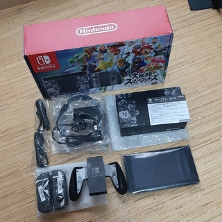 Nintendo Switch - 美品 任天堂スイッチ Nintendo Switch スマッシュブラザーズセット