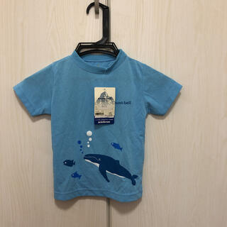 mont bell - モンベル  tシャツ 100cm