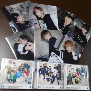 防弾少年団(BTS) - BTS MIC Drop/DNA/Crystal Snow CD DVDファイル