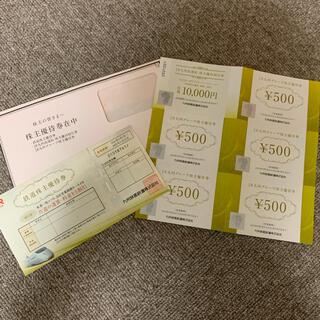 ジェイアール(JR)のJR九州株主優待券(その他)