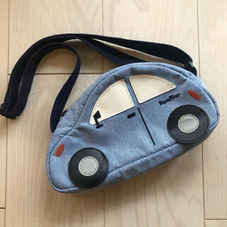 familiar - ファミリア☆車型ポシェット