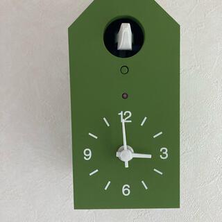 MUJI (無印良品) - 無印 鳩時計限定