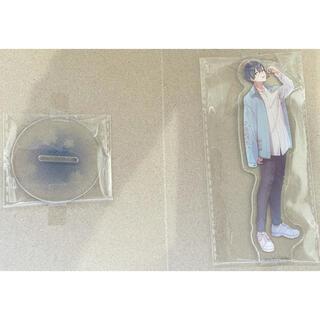 タイトー(TAITO)の桜ミクくじ〜2nd season〜 D賞 書き下ろしアクリルスタンド KAITO(その他)