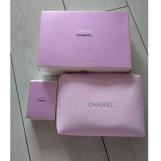 シャネル(CHANEL)のCHANELチャンス オー タンドゥル コフレ 2021(香水(女性用))