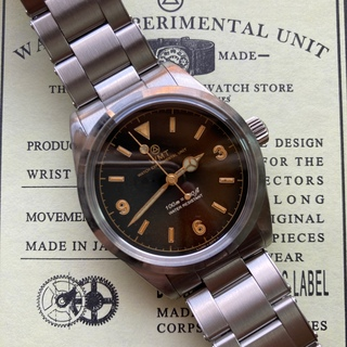 WMT watch BARRACUDA