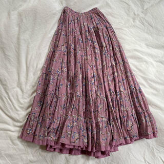 IENA - MARIHA 草原の虹のスカート