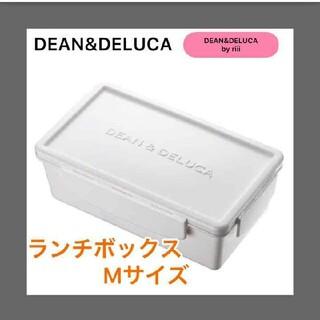 DEAN & DELUCA - DEAN&DELUCA ランチボックス ホワイト Mサイズ