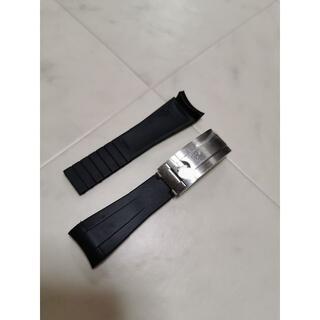 ロレックス 互換社外品 ラバーベルト ラグ20mm (ラバーベルト)