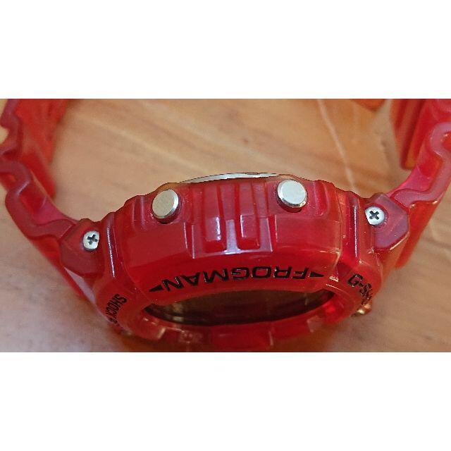 G-SHOCK(ジーショック)の第3回イルクジ 国際イルカ・クジラ会議 FROGMAN GW-203K ソーラー メンズの時計(腕時計(デジタル))の商品写真