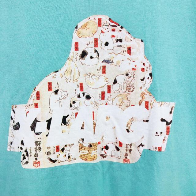 XLARGE(エクストララージ)のエクストララージ×東海道五十三対桑名船のり徳蔵の伝コラボ 激レアな為説明必読 メンズのトップス(Tシャツ/カットソー(半袖/袖なし))の商品写真