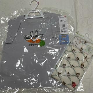 UNIQLO - 新品未使用 ユニクロ キッズ ベビー Tシャツ 肌着 ボトムス 10点 セット