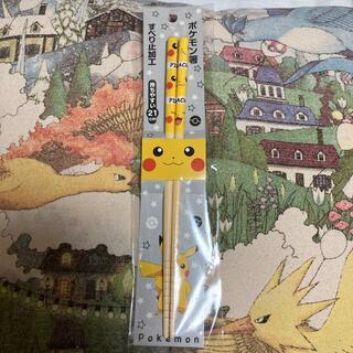 ポケモン(ポケモン)のポケットモンスター ピカチュウ 箸(カトラリー/箸)