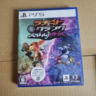 PlayStation - 【早期購入特典付】ラチェット&クランク パラレル・トラブル PS5