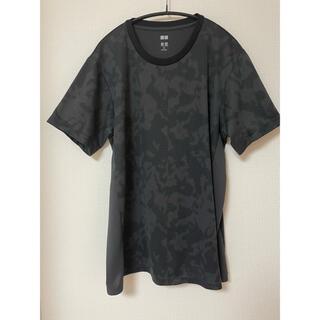 ユニクロ(UNIQLO)の【ユニクロ/UNIQLO】ドライEXクルーネックTシャツ(ウェア)