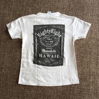エイティーエイティーズ(88TEES)の88TEES エイティーエイティーズ 半袖Tシャツ 130cm HAWAII(Tシャツ/カットソー)