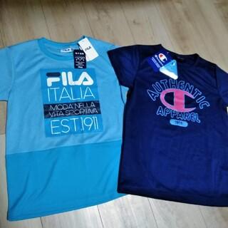 FILA - 新品★Tシャツ2着    150センチ