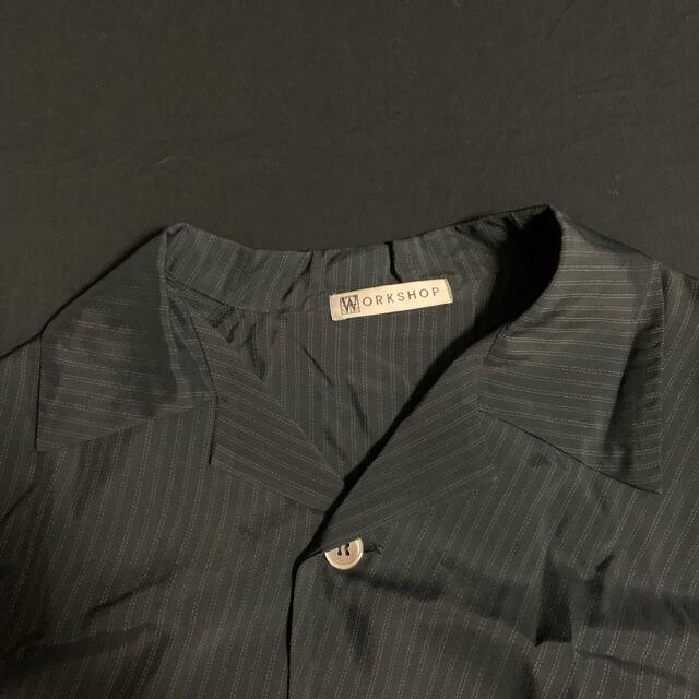 【最終価格!7/27まで】ORKSHOP size M メンズのトップス(シャツ)の商品写真