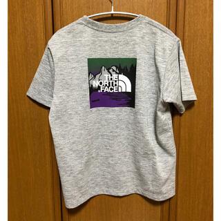 THE NORTH FACE - ノースフェイス Tシャツ スクエアロゴ Sサイズ