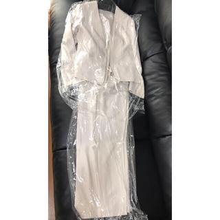 インディヴィ(INDIVI)のDessin TRトロジャケット&パンツセット(スーツ)