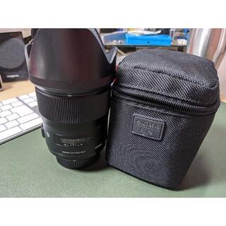 SIGMA - 【美品】SIGMA 35mm F1.4 DG HSM Art Nikon ニコン