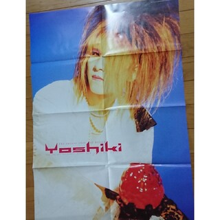 XJAPAN YOSHIKI ポスター(ミュージシャン)