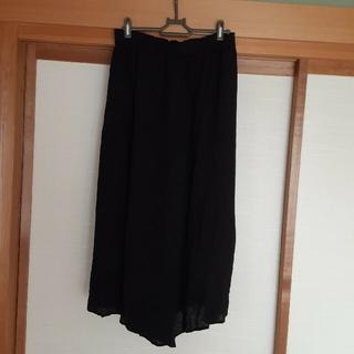 しまむら - スカーチョ ガウチョパンツ Lサイズ
