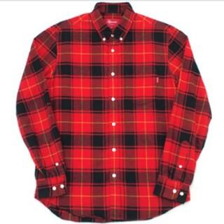シュプリーム(Supreme)のSupreme タータンチェック フランネルシャツ Sサイズ  (シャツ)