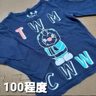 ロデオクラウンズワイドボウル(RODEO CROWNS WIDE BOWL)の中古  RCWB ロンT100程度(Tシャツ/カットソー)