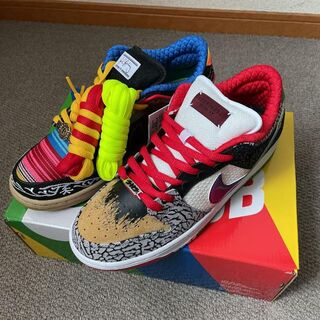 nike sb dunk low pro what the p-rod 28cm(スニーカー)